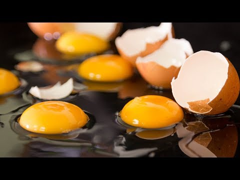 40 AMAZING EGGS LIFE HACKS AND EDIBLE TRICKS