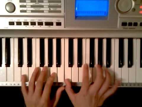 Cristo Yo Te Amo Piano Lesson Youtube