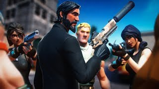 I Told My Viewers To All Land Tilted... 100 Players Did... (Fortnite Battle Royale)