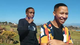 Aidam-John & Lil' Willy - Bossiekop (Visuele Kuns)