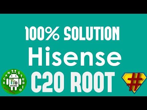 HISENSE C20 ROOT 100 % REAL NO FAKE 2018 ( android 5 1 1) by TT HacK-Studio
