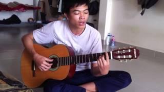 Yên bình (guitar cover) Phi thành đạt_Lưu xá Đa minh