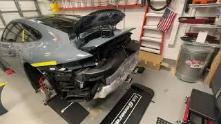 Engine Air Filter (NOT 991.1) & Exhąust Tip Change Porsche 911 991.2 Carrera S C2S DIY Maintenance