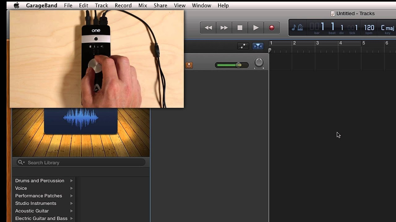Apogee one recording with new version of garageband on mac youtube - Latest version of garage band ...