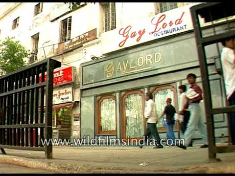 Gaylord Restaurant - Who Remembers This Blast From The Past?
