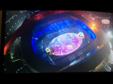 김수현 Kim Soo Hyun - Nanjing Youth Olympic Games 2014 Opening Ceremony