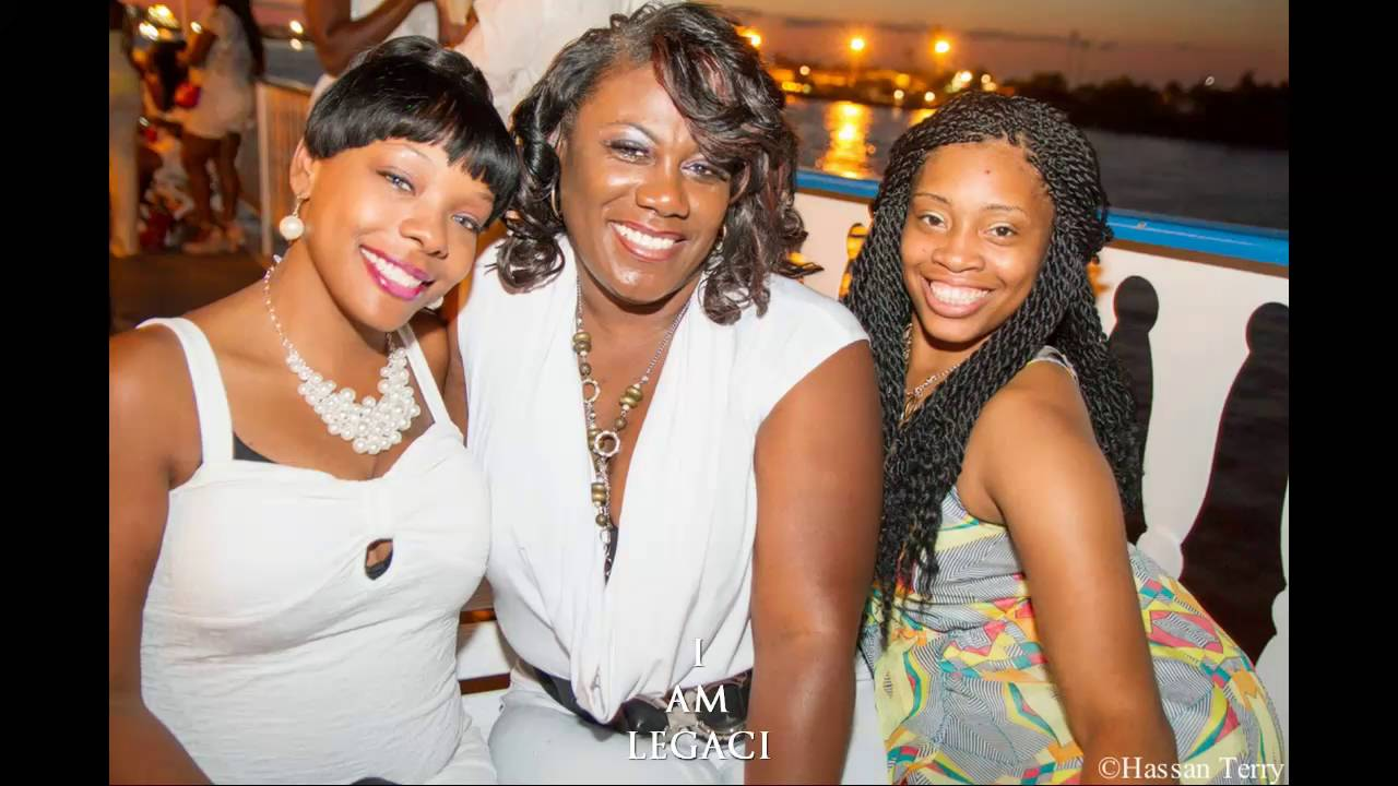 Rock The Boat The Annual All White Boat Ride Party During