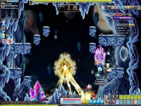DB 5th job skill [Blade Storm] (SEA)