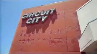 abandoned circut city and toys r us