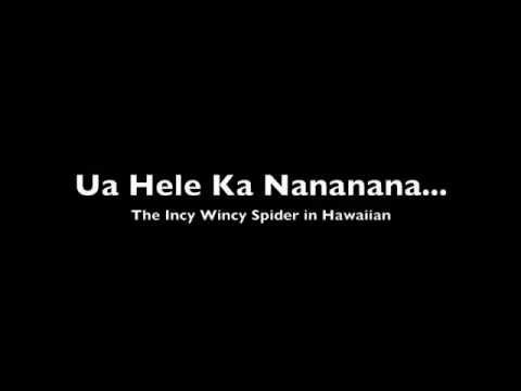 Ua Hele Ka Nananana