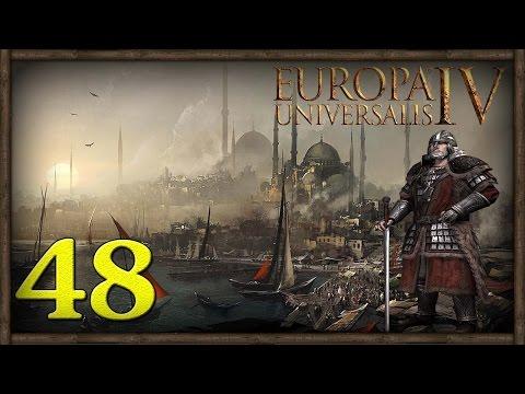 [48] Europa Universalis IV (Byzantium) Restore The Roman Empire | SurrealBeliefs |