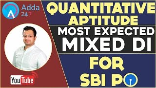 Most expected Mixed DI FOR SBI PO 2017