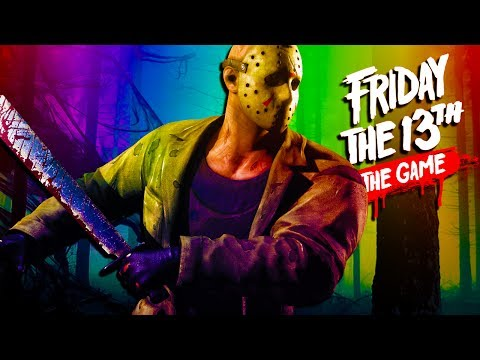 """""""LANGUAGE BARRIER!!"""" - Friday the 13th Game with The Crew!"""