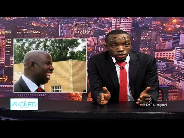 Here's how the unemployment crisis in Kenya was orchestrated - The Wicked Edition Episode 144