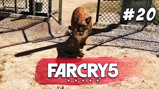 ПУМА ПЕРСИК ► Far Cry 5 #20