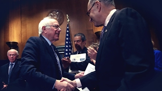 After Scolding Bernie Sanders, Democrats Ask Him to Rescue Them