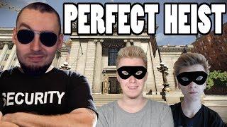 SZCZELNA OCHRONA | PERFECT HEIST #3