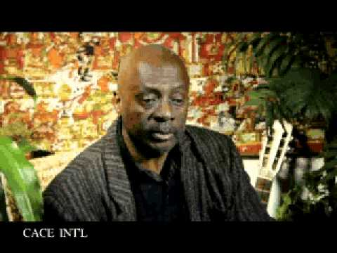 David Henderson,author of Jimi Hendrix biography Part 2 Hendrix Series part 22 on CACE INT'L TV