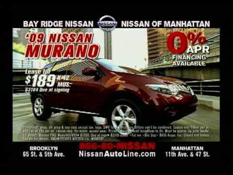 Bay Ridge Nissan   Think Twice