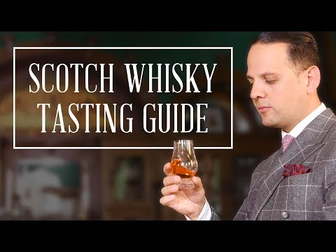 How To Taste Scotch Whisky 101 & How To Host A Bourbon Whiskey Tasting Party with Flaviar
