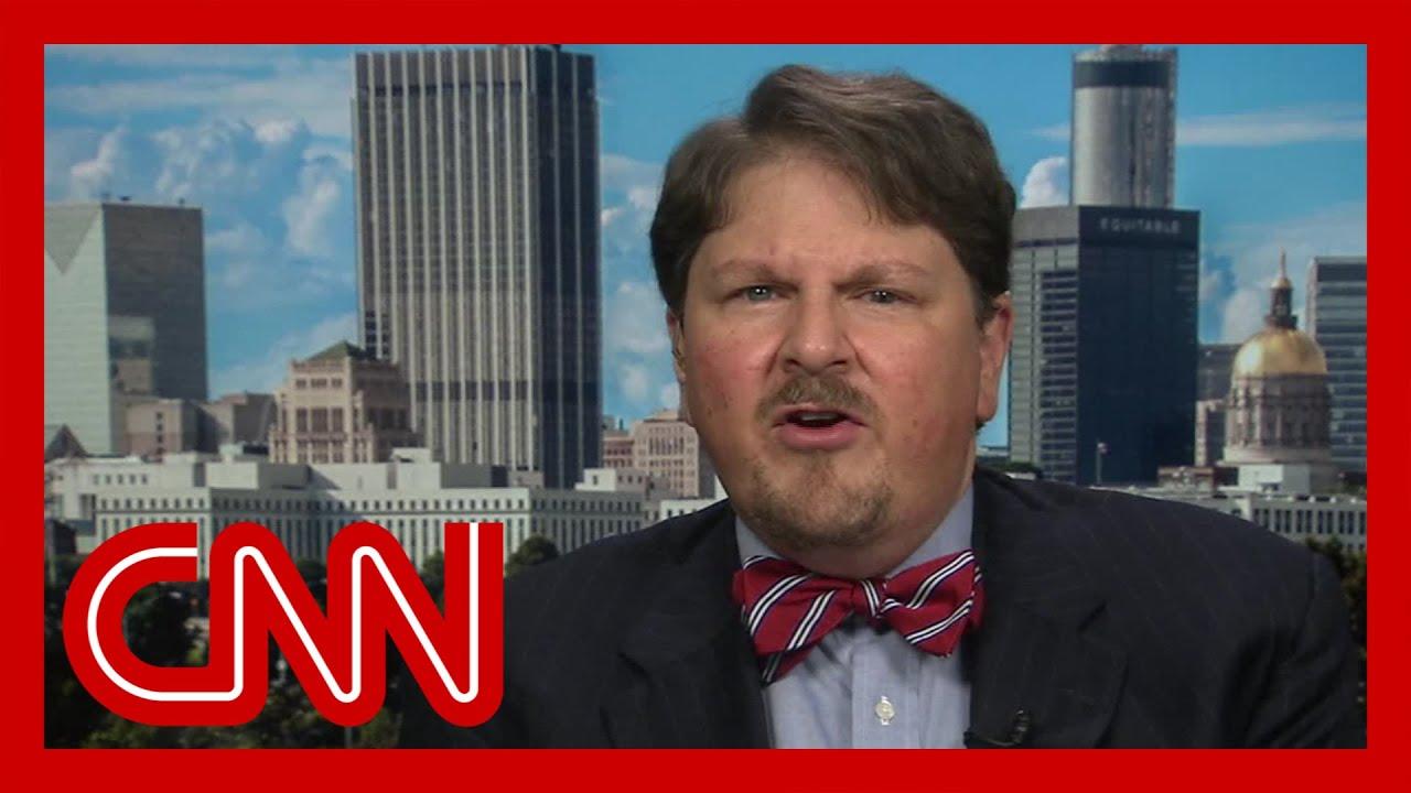 Pollster who predicted Trump's 2016 win makes 2020 prediction