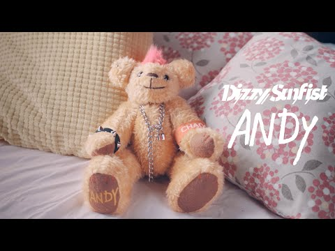 "Dizzy Sunfist""Andy""Official Music Video"