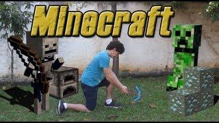 Minecraft Vida Real! - Minecraft Real Life