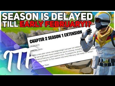 Chapter 2 Season 1 EXTENDED! Patch Notes, Bug Fixes, Bandage Bazooka! (Fortnite Battle Royale)