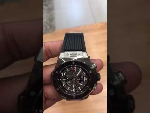 DIJUAL JAM TANGAN HUBLOT BIG BANG UNICO
