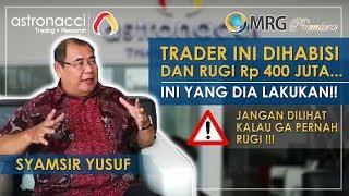 """""""TRADER INI DIHABISI DAN RUGI Rp400 JUTA....JANGAN DILIHAT KALAU GA PERNAH RUGI!!"""""""