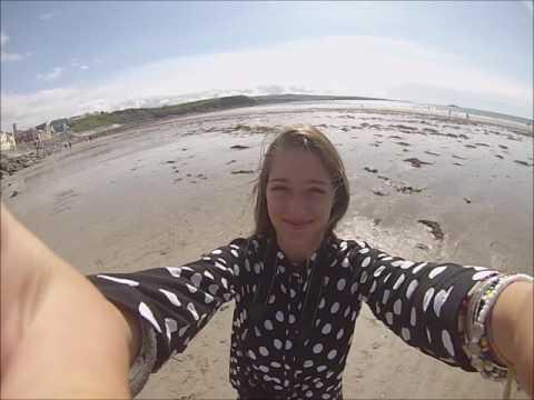 Ireland on the road - GoPro