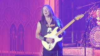 Iron Maiden - 2 Minutes to Midnight, Live at The SSE Arena, Belfast, Northern Ireland, 02 Aug 2018