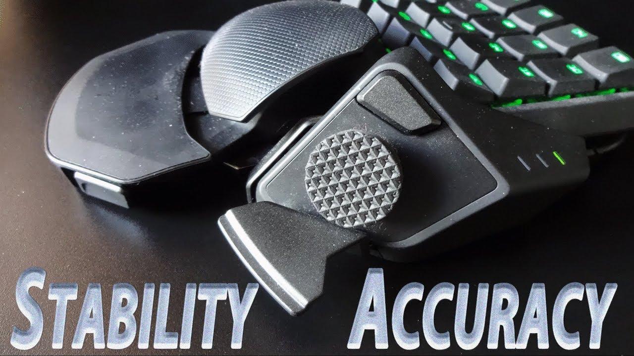 Razer Orbweaver Mod » Thumbpad Accuracy & Stability Grip