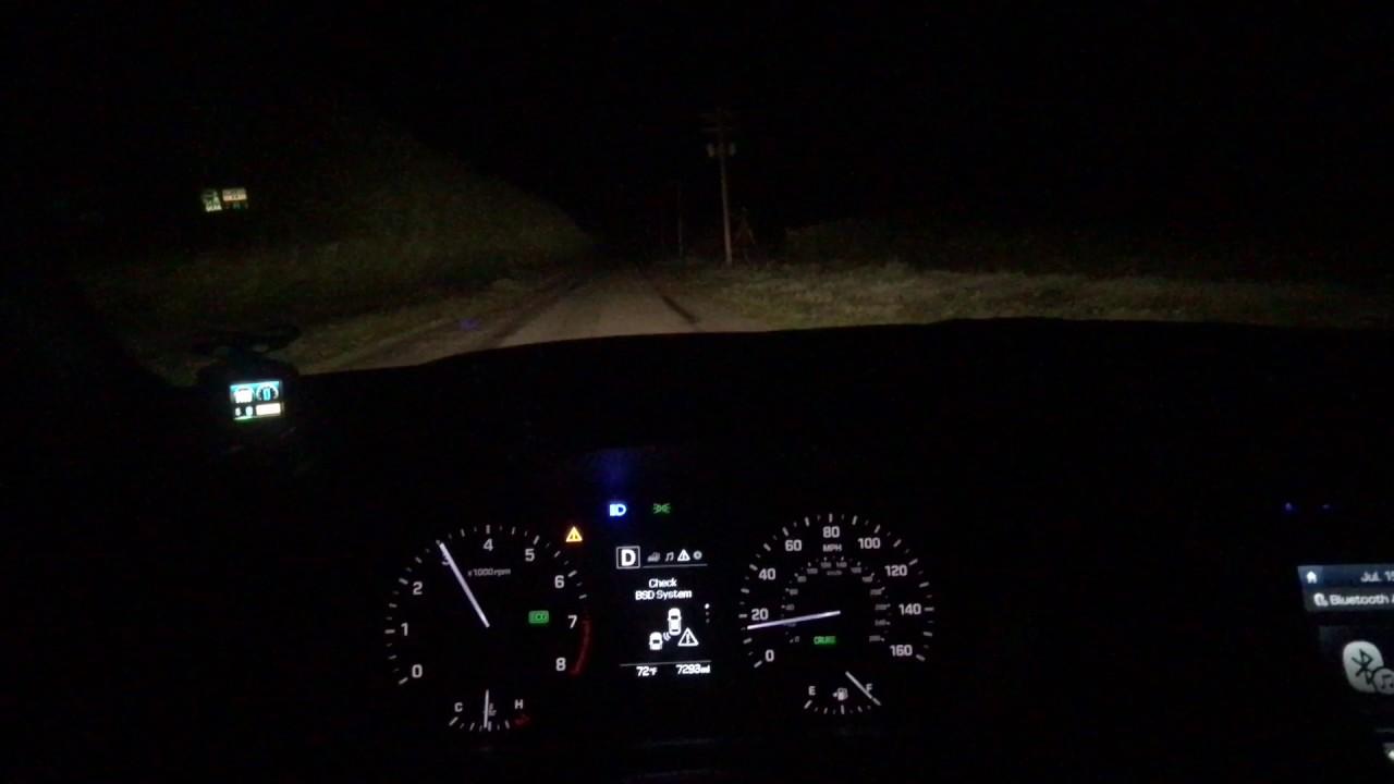2016 Hyundai Sonata Sport 0 60