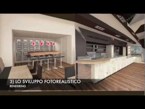 Alcuni progetti dello studio architettura d 39 interni for Progetti architettura interni