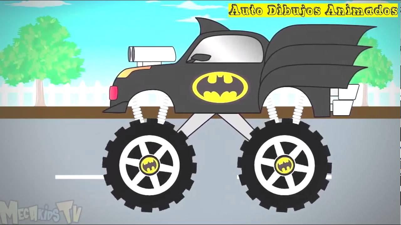Animacin para Nios En Espanol  El Coche Dibujos Animados Ninos