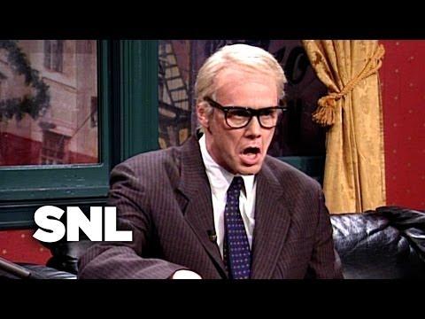 The Joe Pesci Show: Jim Carrey annoys Jimmy Stewart - Saturday Night Live