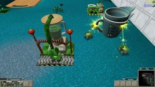 Play Army Men RTS Mission 7 DISHES OF VALOR