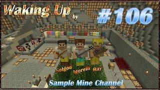 "Minecraft 1.5.2 Waking Up (Coop) [Серия 106] ""Просто супер интуиция"""
