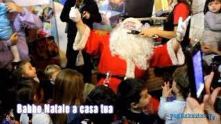 Babbo Natale Bari Puglia Animazione Zia Sara  Cadula Tel : 080/5568157 Cell.: 389/1520387
