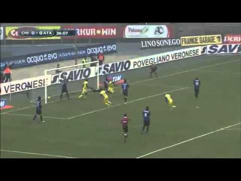 Issac Cofie (Chievo) - Round 19.