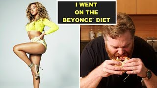 I went on Beyonces' 22-Day Diet and lost 15 pounds   RESPONSE MUKBANG
