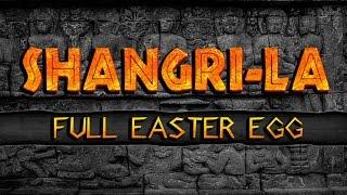"""Shangri-La""  Full Main Easter Egg (Quick Guide/Speed Tutorial) & Visual Guide"