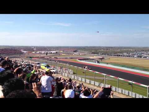 F1 Austin Texas 2012 Turn 9 HD