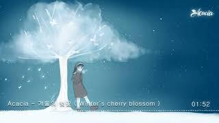 [ Newage ] 겨울의 벚꽃 (Winter