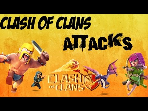 Clash Of Clans Sandbox Attack.