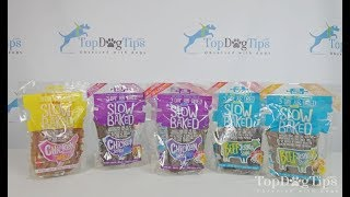 The Dog Bakery Jerky Treats Review