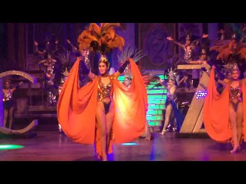 alcaza cabaret pattaya, banci show (thailand) full