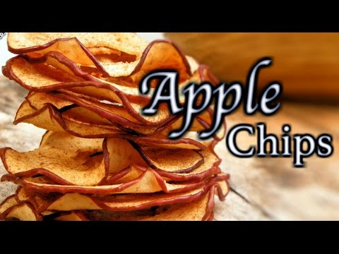 Apple Chips   Without Dehydrator �� Easy
