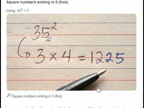 calcul mental 1